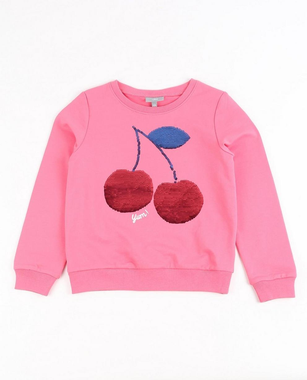 Sweater - Knallpink -